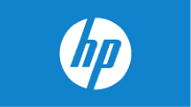 HP logo beach clean funding